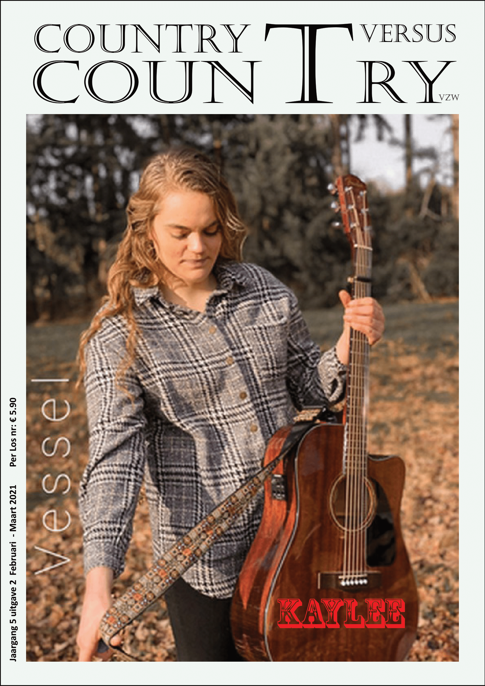 magazine februari - maart 2021