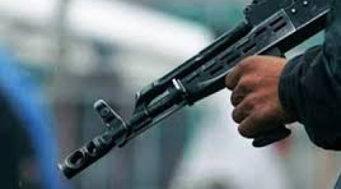 Policeman kills student for not adhering to Covid-19 guidelines
