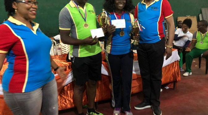 Just in- Lawyers Table Tennis Open (Mfon Usoro Cup) finals to hold on  October 9th