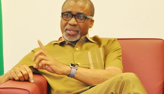 Abaribe still interested in standing surety for Nnamdi Kanu again