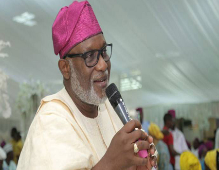 Akeredolu orders arrest of any cattle loitering the streets of Akure
