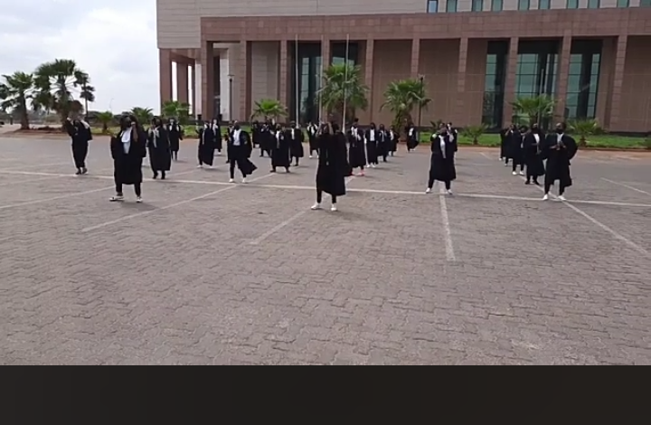 (Video)Jerusalema Dance Challenge: Female Attorneys in Botswana are trending for the right reason- This is why.