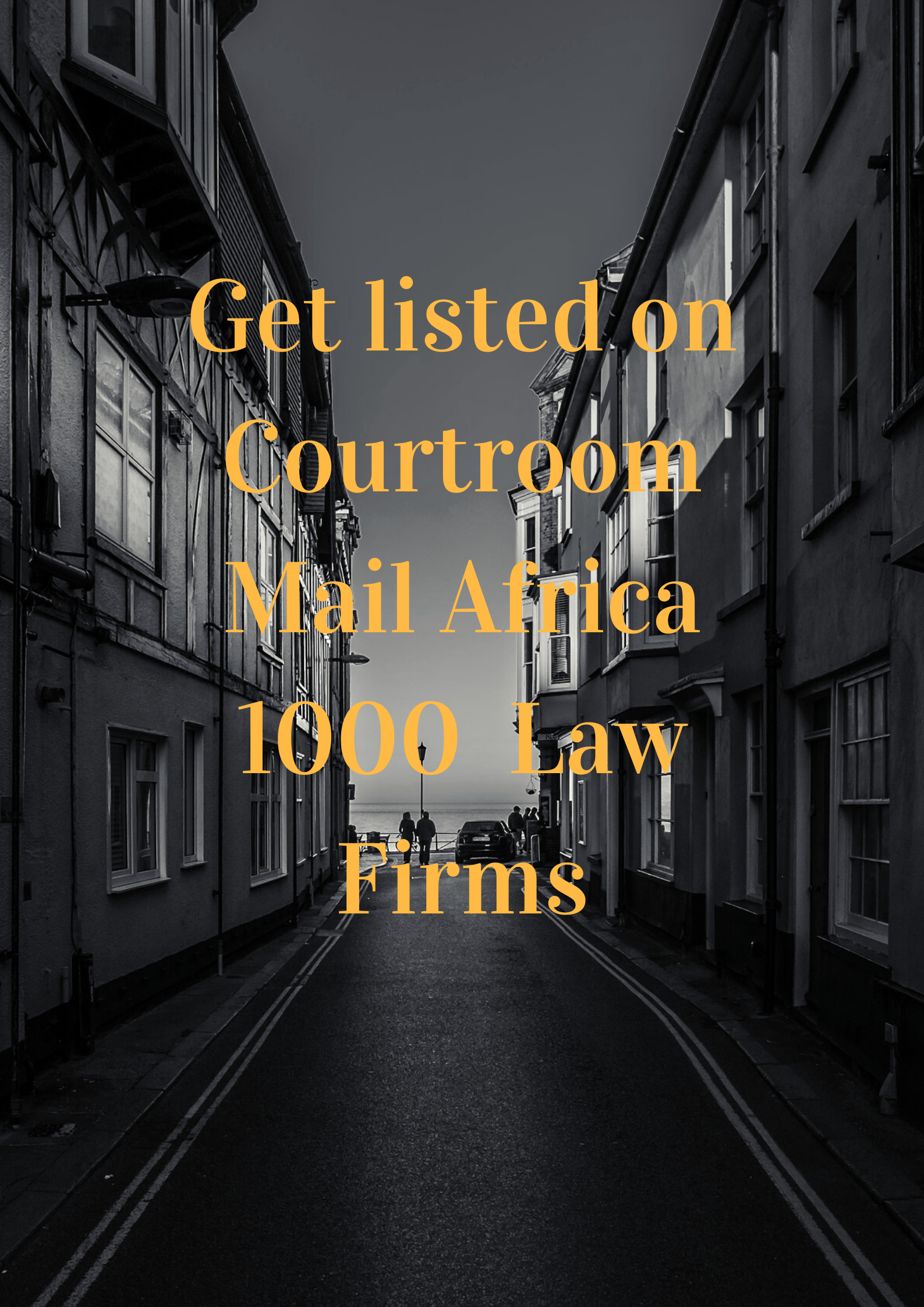 List your Firm