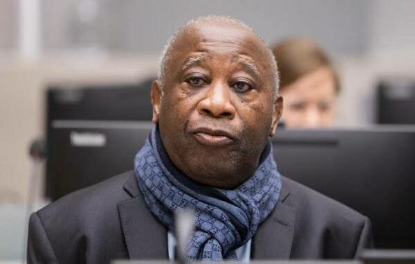 Former President Gbagbo Files For Divorce After Three Decades