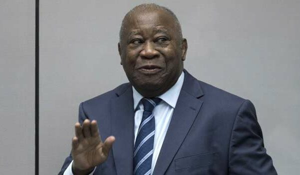 Ivory Coast's former president, Laurent Gbagbo files for divorce