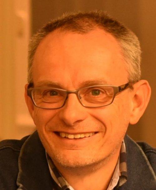 Cranio therapeut Michel Berkelaar