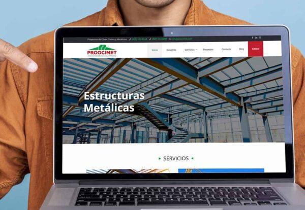 Diseño-de-página-web-Proocimet OP