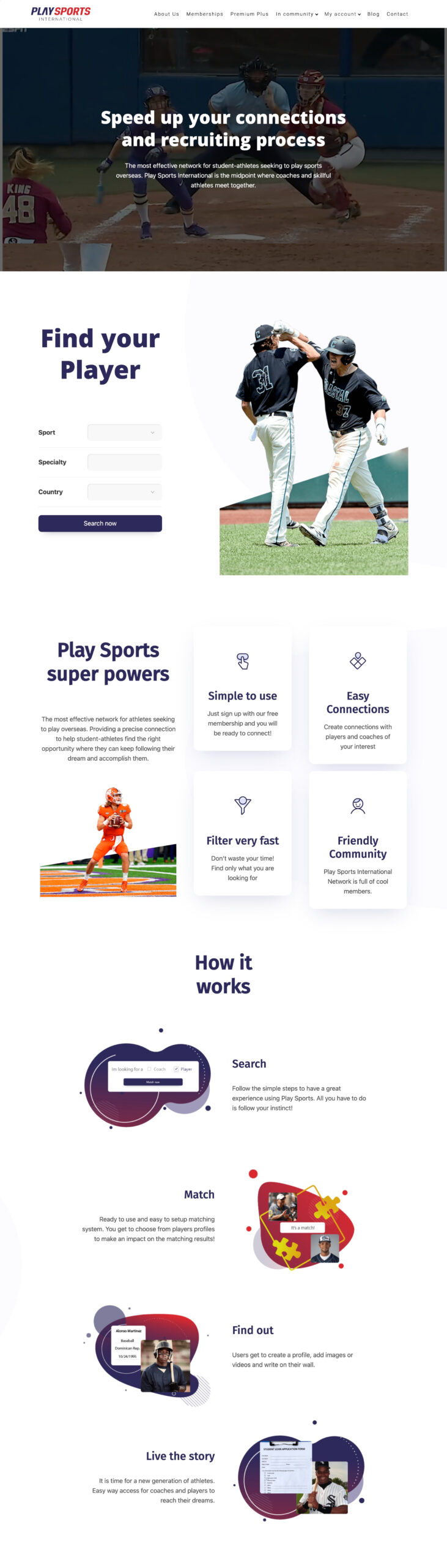Play Sports International