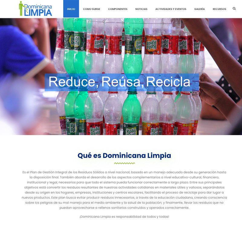 Diseño de Web Corporativa en Santo Domingo y Punta Cana