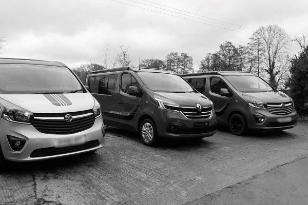 Multiple vans-2
