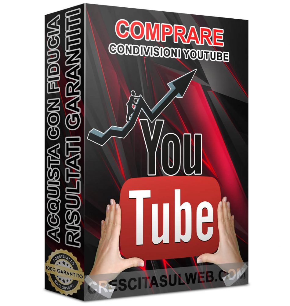 Acquistare Condivisioni YouTube