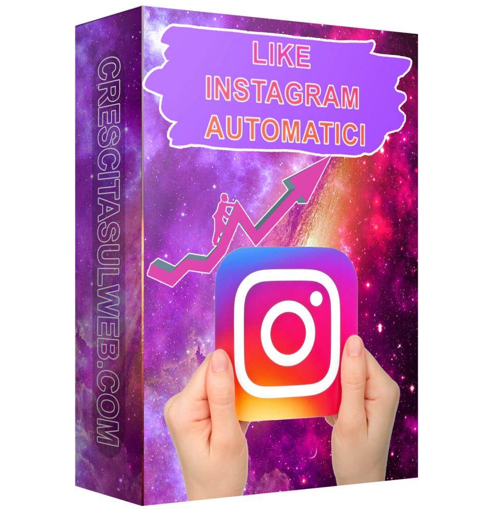 Acquistare Like Instagram Automatici