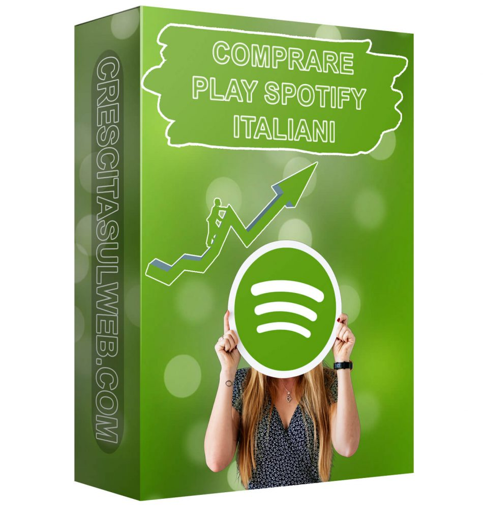 Acquistare Play Spotify Italiani