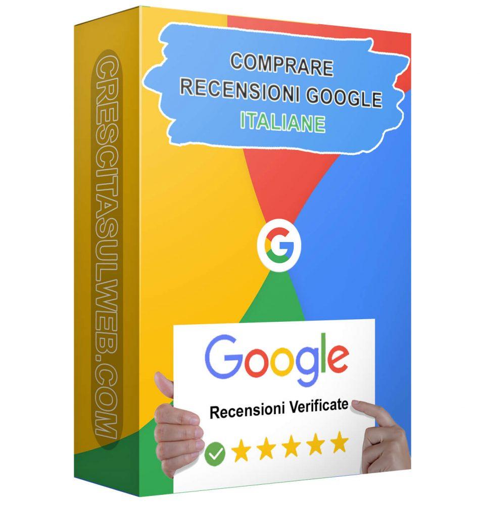 Acquistare Recensioni Google