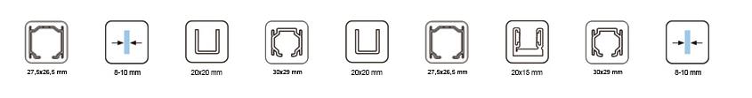 Características ECO GLASS SV-E40