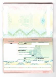 پاسپورت گرانادا