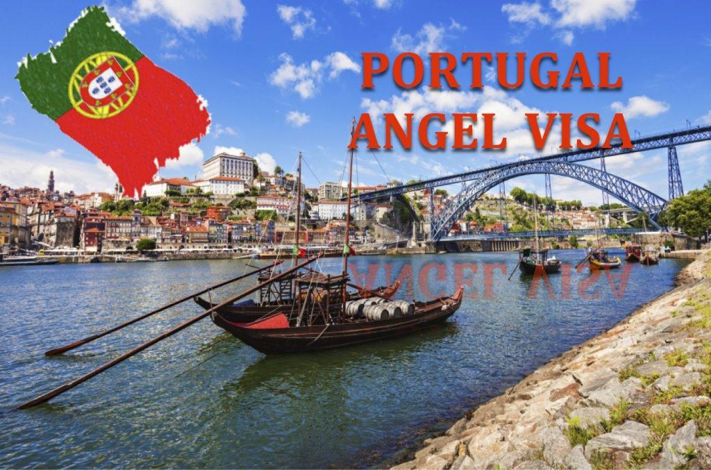 Portugal Angel Visa