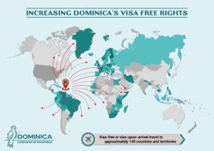ویزای دومینیکا