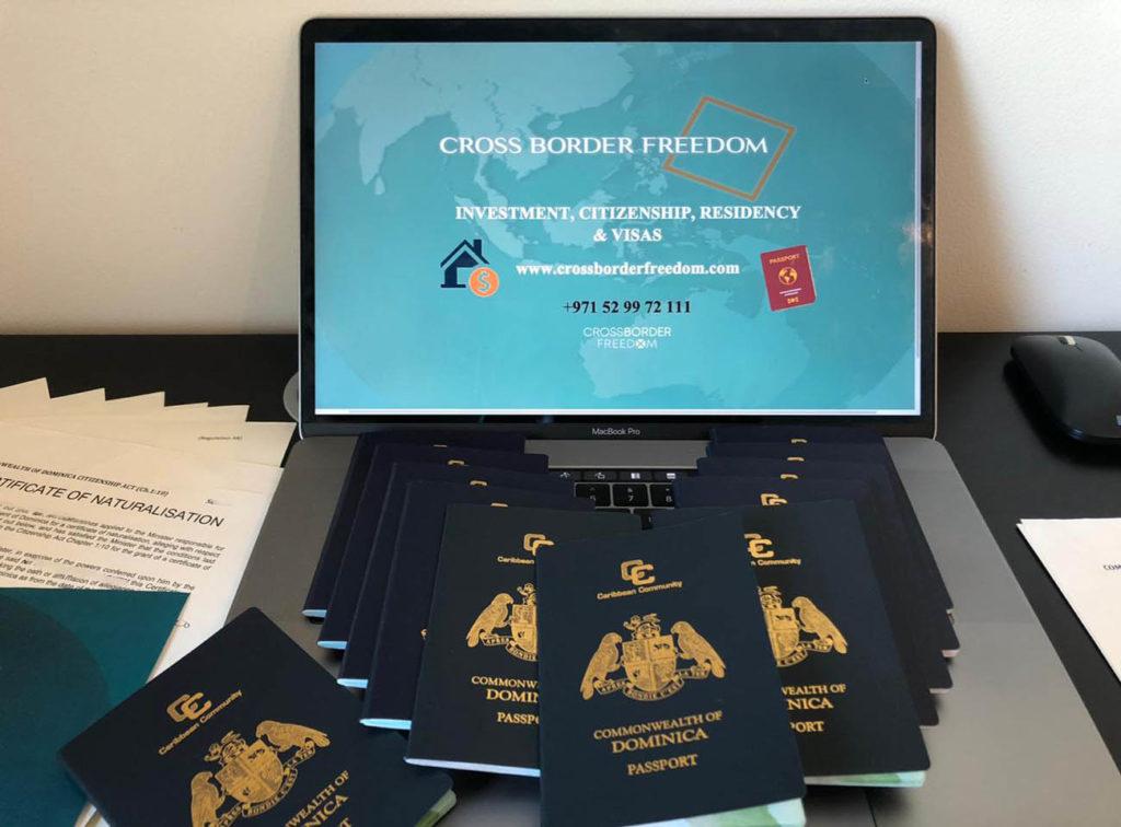 برنامه شهروندی دومینیکا از طریق سرمایهگذاری