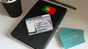 Portugal residency card