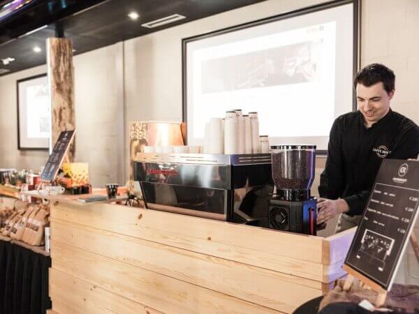 Mobiele Koffiebar Antwerpen