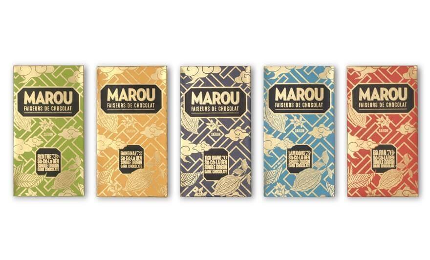 Marou chocoladerepen