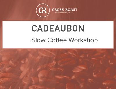 Cadeaubon Slow Coffee