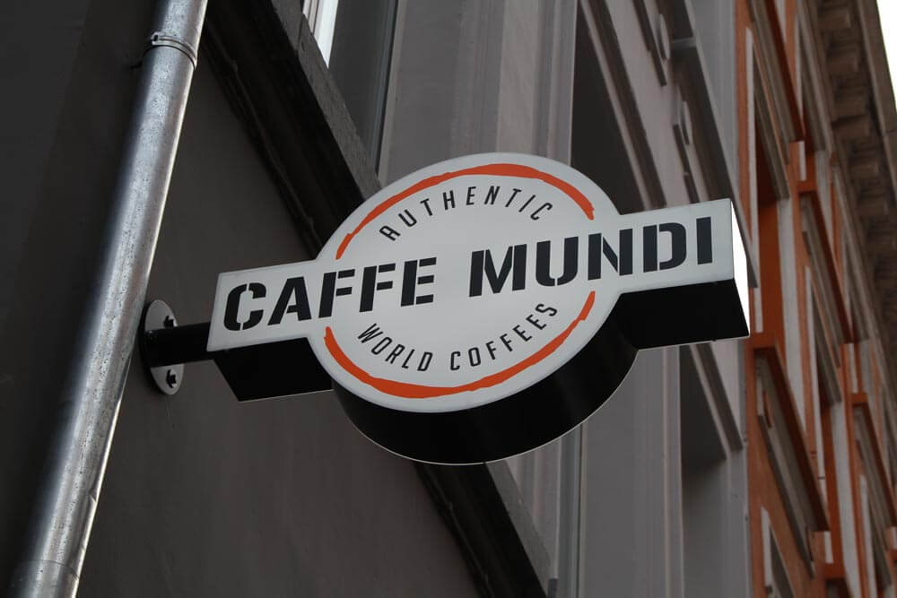 Caffe Mundi Koffiebar Antwerpen