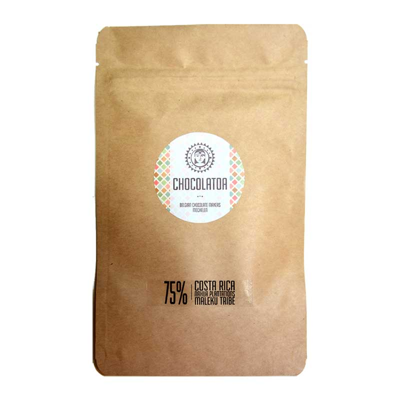 Chocolatoa Costa Rica 75 procent cacao