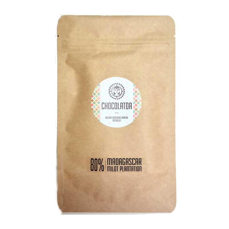 Chocolatoa Madagascar 80 procent cacao