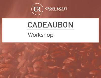 Cadeaubon Latte Art Workshop