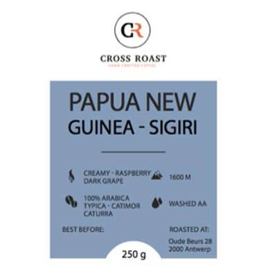 Papua New Guinea Koffiebonen