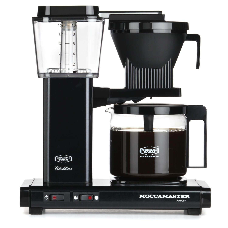 Moccamaster Koffiezetapparaat Zwart 59648 KBG 741 AO Black