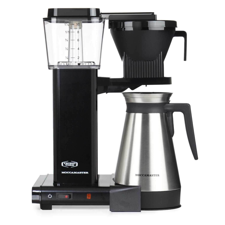Koffiemachine met thermoskan KBGT Black