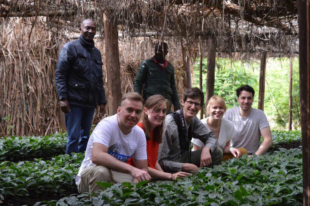 Team Cross Roast Malawi Reis