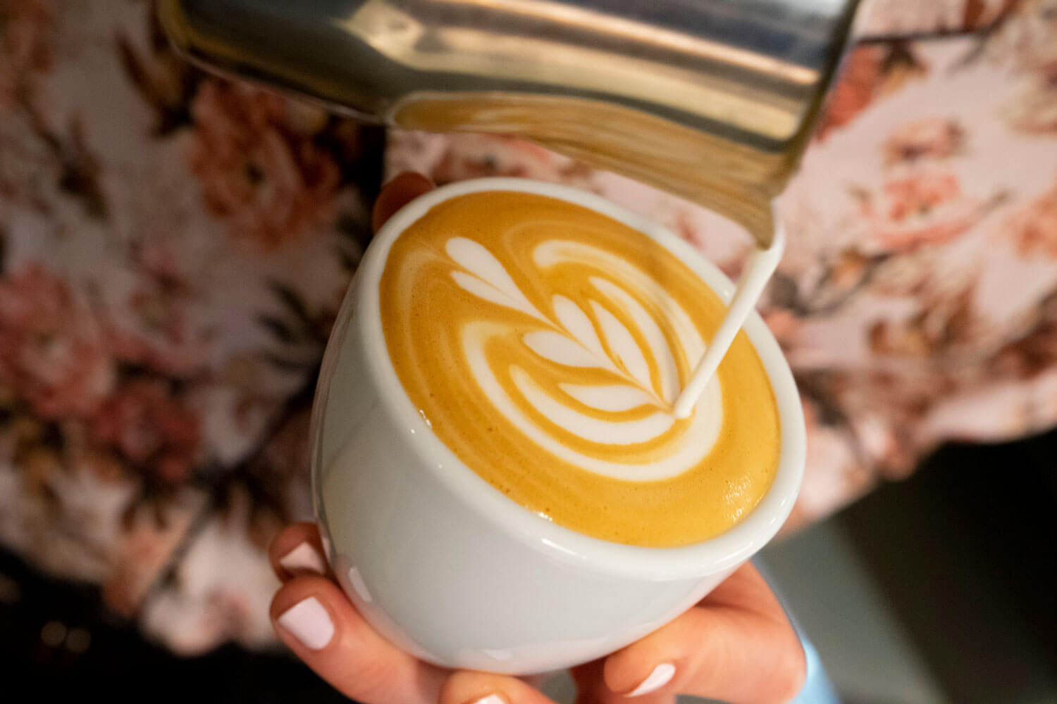 Latte Art Workshop Antwerpen