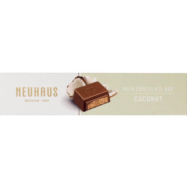 Neuhaus Bar Melk chocolade coconut