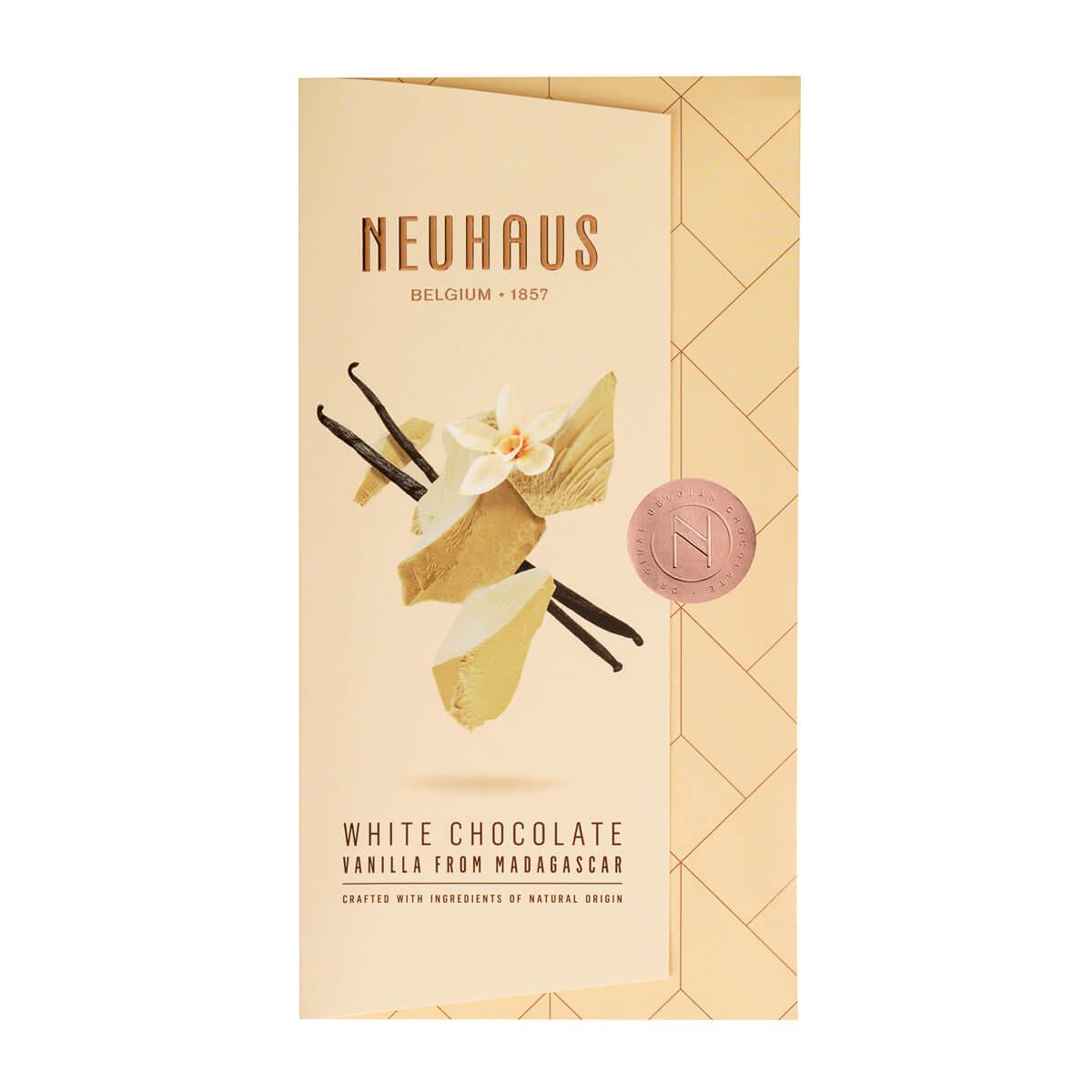 Neuhaus Tablet Witte chocolade Vanille