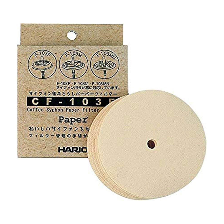 Hario Syphon Papieren filters 100 stuks