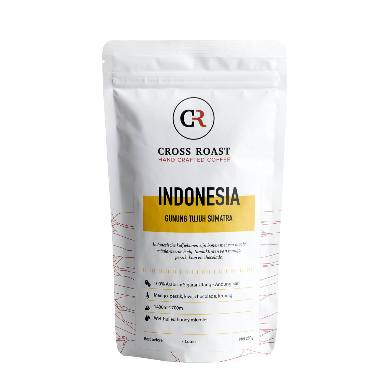 Indonesia Genung Tujuh Sumatra