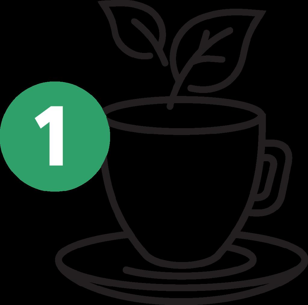 Songbird Tea Company - Zomba Stap 1