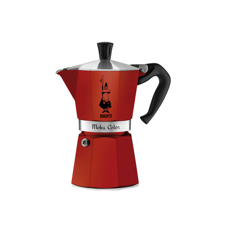 Bialetti - Moka Express - Red - 3 Cups