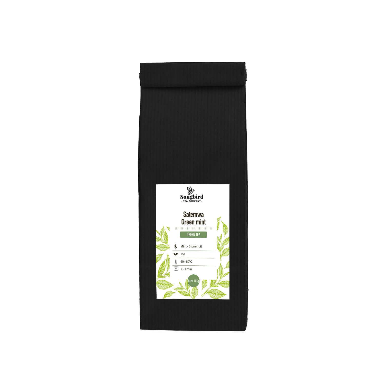 Groene thee - Satemwa Green Mint - 100 gr