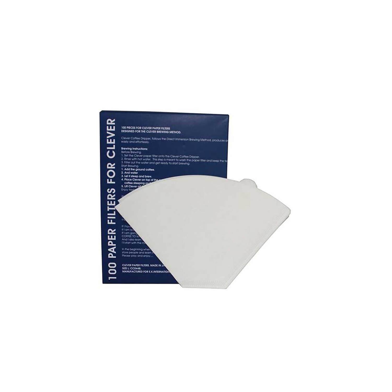 Clever - Filterpapier - 100 st
