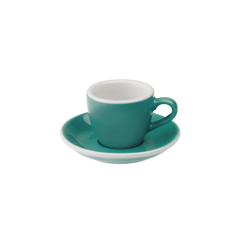 Loveramics - Egg - Espresso Cup - Teal