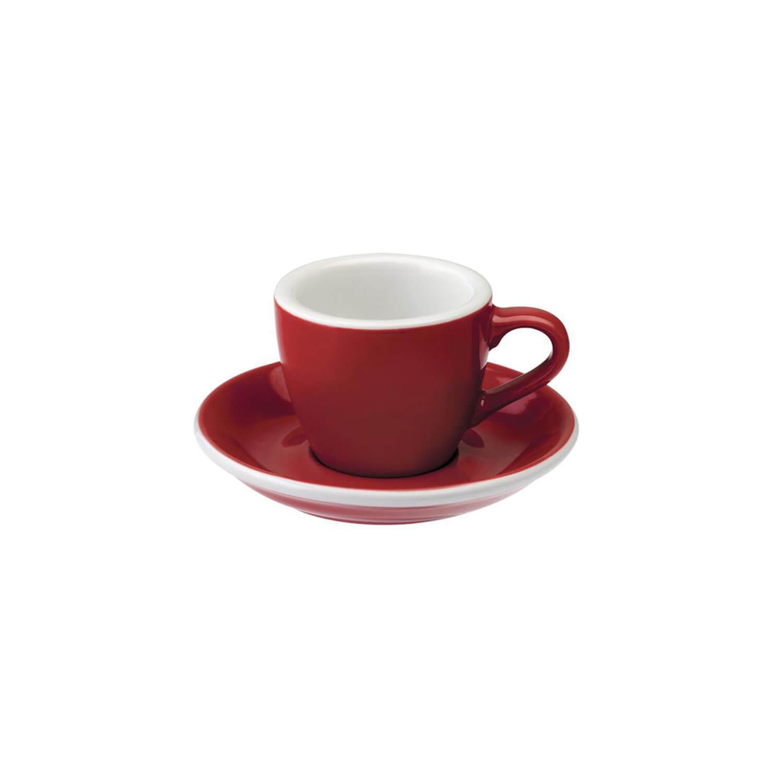 Loveramics - Egg - Espresso Cup - Rood