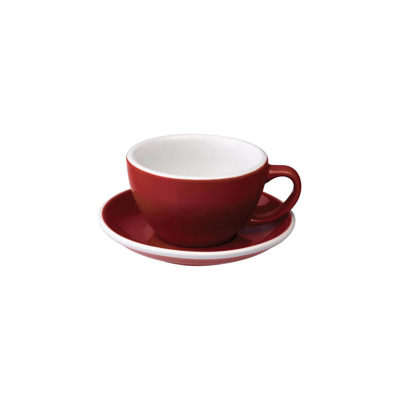 Loveramics - Egg - Latte Cup - Rood