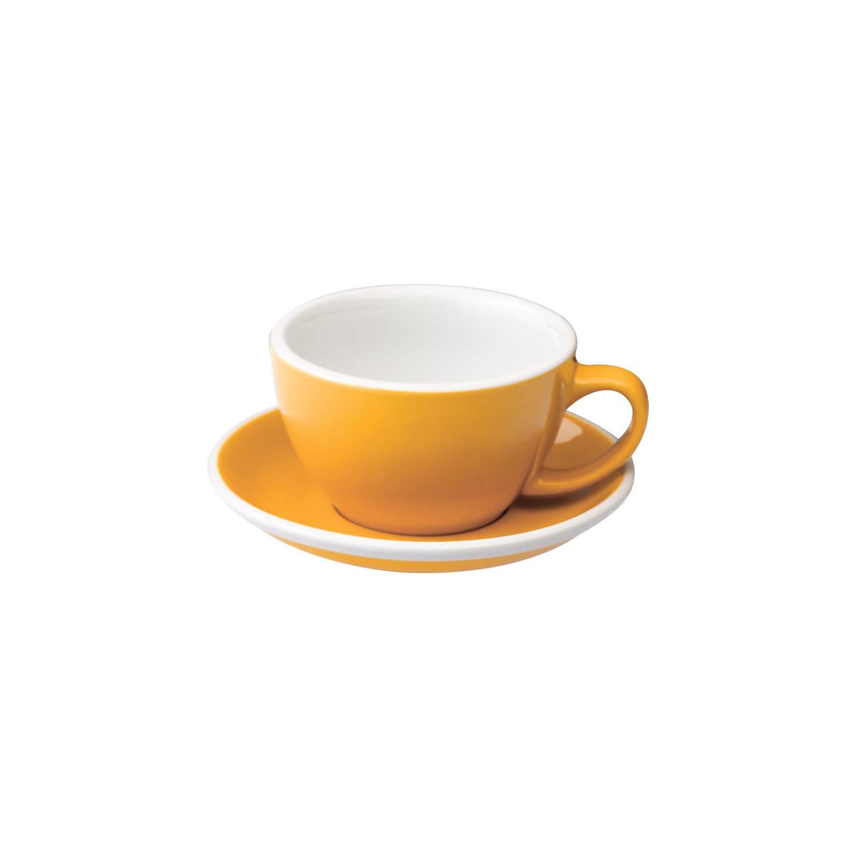 Loveramics - Egg - Latte Cup - Geel
