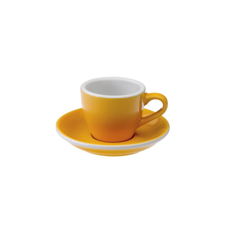 Loveramics - Egg - Espresso Cup - Geel