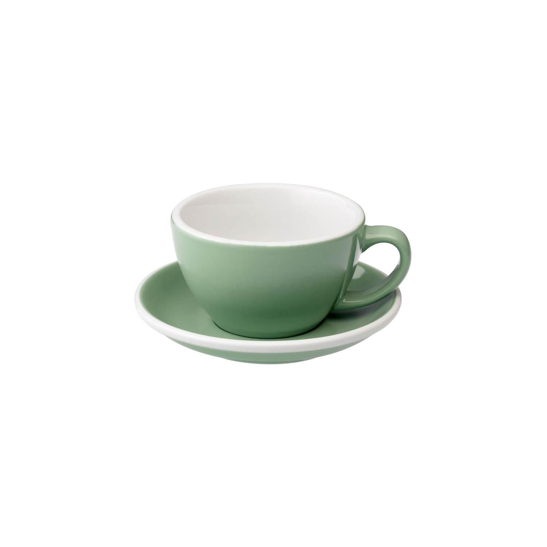 Loveramics - Egg - Latte Cup - Munt